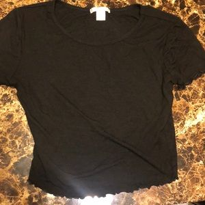 Women's, black medium Bozzolo tee